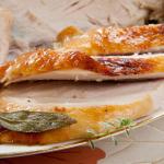 Boneless Roasted Turkey with Fresh Herbs and Port Gravy